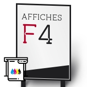 affiches F4